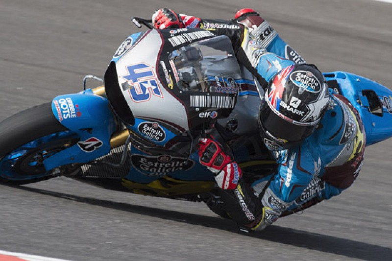 Anche Redding avrà il telaio evoluto Honda a Jerez
