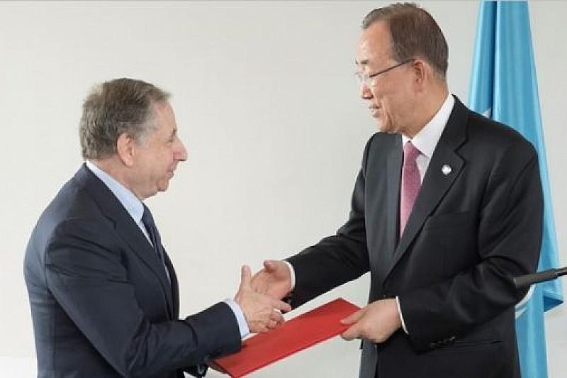 Sicurezza stradale: Jean Todt è l'inviato speciale ONU