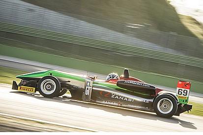 Italian F2: pole e vittoria per Zanasi a Vallelunga
