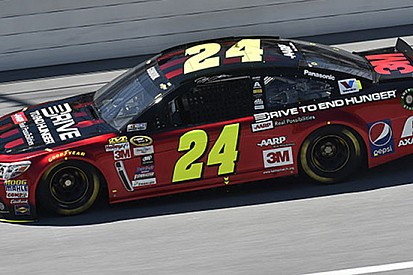 Jeff Gordon si prende la pole position di Talladega