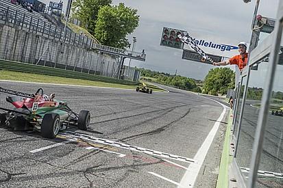 Italian F2: Zanasi fa sua anche Gara 2 a Vallelunga