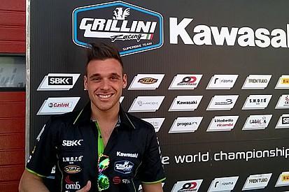 Canepa correrà con il team Grillini per tutto il 2015