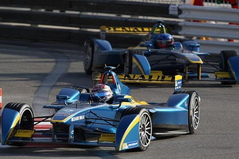 Monaco, Prost imbattibile nel primo turno di Libere