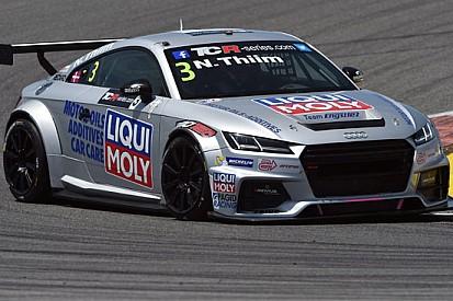 Algarve, Gara 1: Primo successo Audi con Thiim
