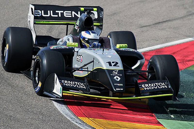 Gustav Malja correrà in F3 Europea a Pau