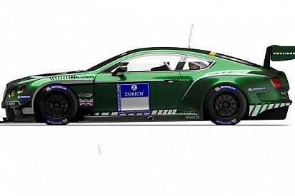 La Bentey ritrova il suo verde classico al Nurburgring