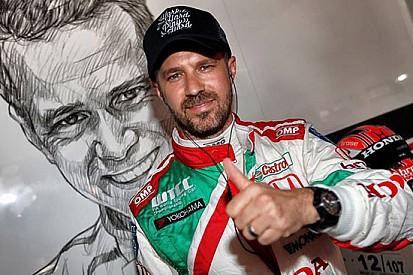 Monteiro alla 24 Ore di Le Mans con il team ByKolles