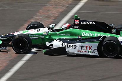 Indy 500, Day 3: Munoz sfonda il muro delle 230 miglia