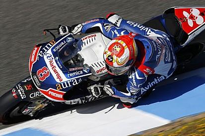 Per Barbera arriva il telaio della GP14.1 a Le Mans