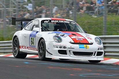 La GDL Racing al via della 24 Ore del Nurburgring