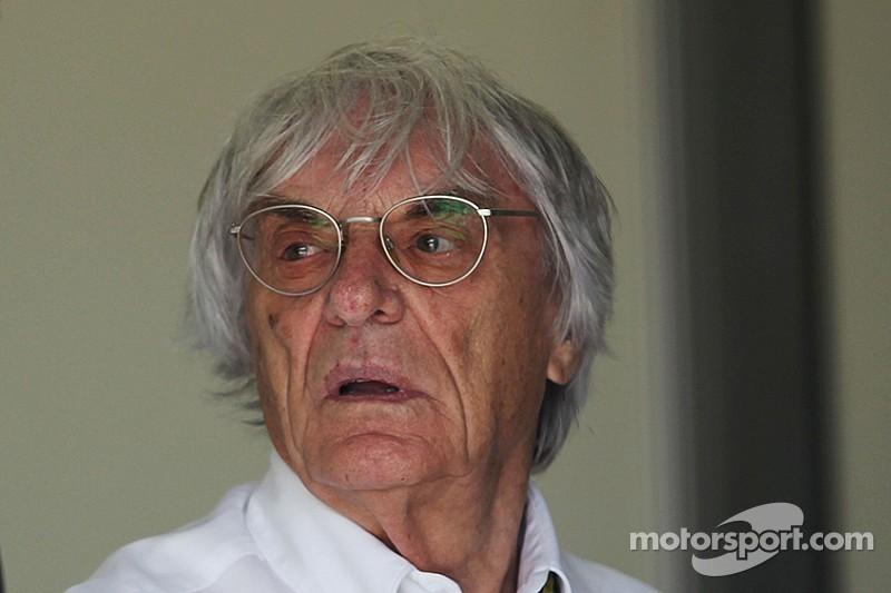 """Ecclestone: """"Il ritorno di Michelin? Male per la F.1"""""""