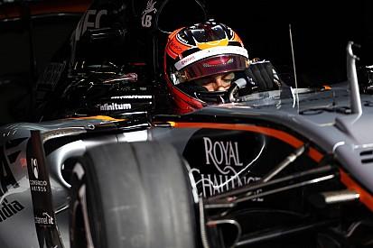 La Formule E en démo avec Ocon et d'Ambrosio ce weekend à Pau!