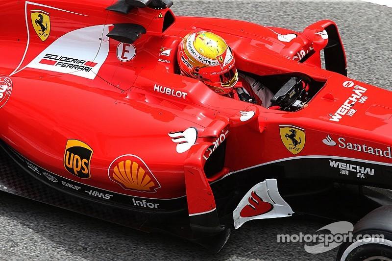 Компания Philip Morris продлила контракт с Ferrari