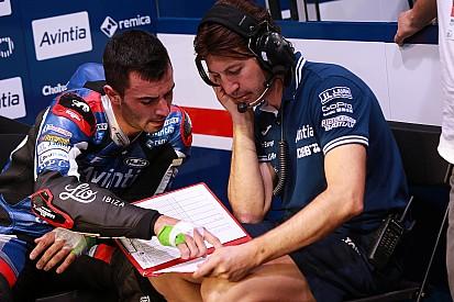 """Di Meglio - """"Sans résultats, pas de troisième année en MotoGP"""""""
