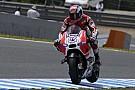 Dovizioso marca el camino en el arranque de Le Mans