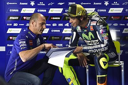 Meregalli - Rossi doutait d'être toujours capable de gagner