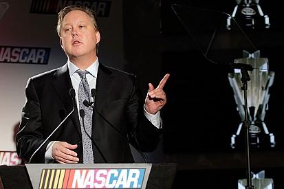 Brian France addresses NASCAR's hot topics