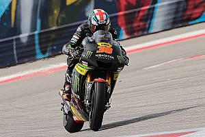 MotoGP Practice report Smith grabs top practice time for Tech 3