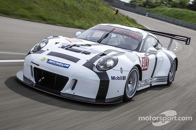 New Porsche to debut in 2016 Daytona 24 Hours