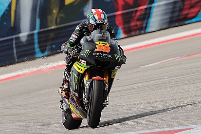 Bradley Smith tombe bien!