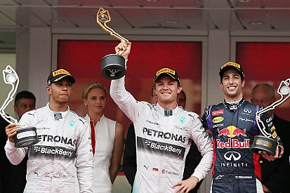 Photos - Les images du Grand Prix de Monaco 2014