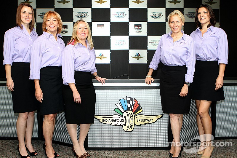 В 2016-м в Индианаполисе поедет женская команда