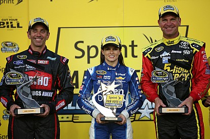 Bowyer, Biffle, and Patrick advance into All-Star Race