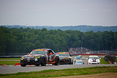Francis Jr., Goulat and Nixon winners in Pirelli World Challenge