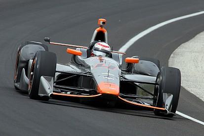 Колетти восхищён скоростью машин IndyCar