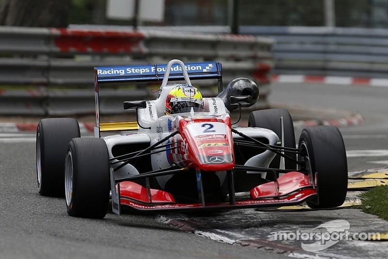 Dennis logra su primera victoria en F3 en Pau