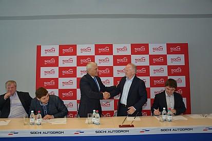 Новый виток сотрудничества Сочи Автодрома и SMP Racing