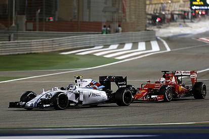 Quand Pat Symonds doutait d'un retour de Ferrari sur Williams