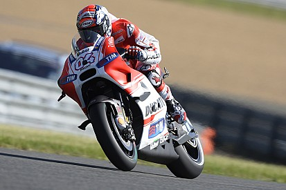 Front-row start for Andrea Dovizioso in French GP