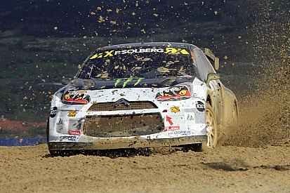 Solberg and Ekstrom tied on points in Belgium