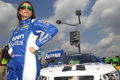 Danica Patrick exits All-Star Race early