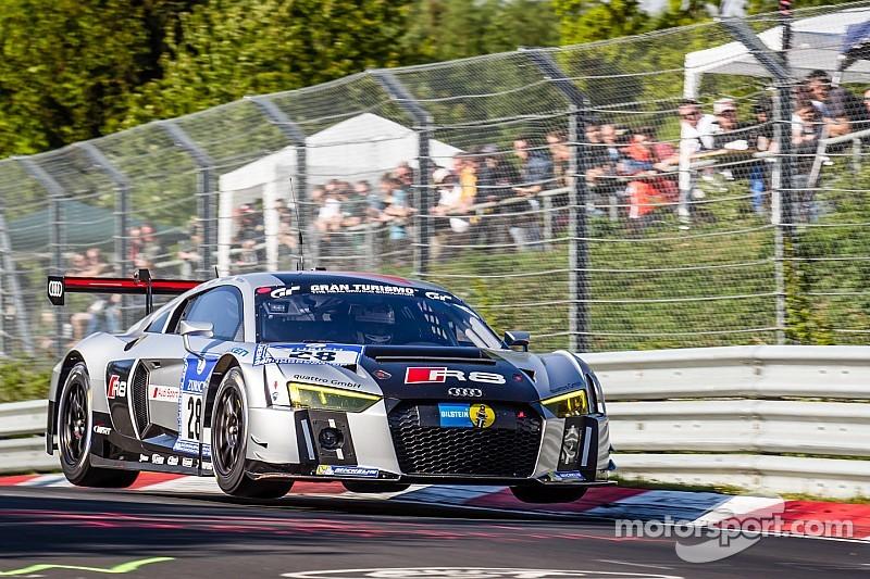 Nurburgring 24: Audi in control at halfway point