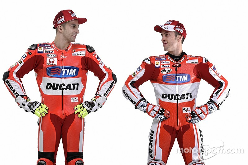 """Ducati - Contrat """"blindé"""" pour 2 ans avec Dovizioso et Iannone"""