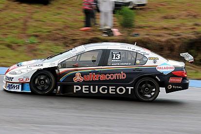 STC2000: Buena clasificación del Team Peugeot Total en Oberá