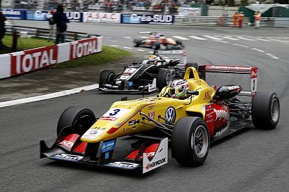 Antonio Giovinazzi remporte le Grand Prix de Pau