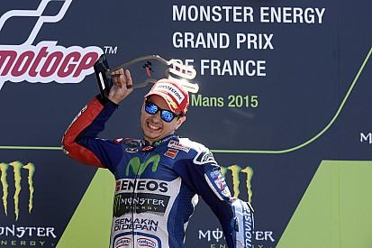 GP de France – Jorge Lorenzo n'a pas eu la partie si facile