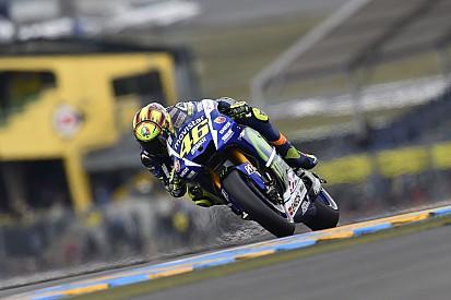 GP de France - Valentino Rossi est une vraie bête de course