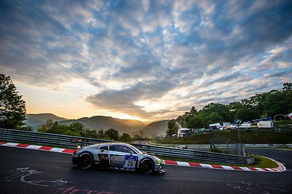 L'Audi WRT remporte les 24 Heures du Nürburgring