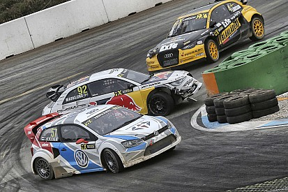 Heikkinen wins Belgium RX for second year in a row
