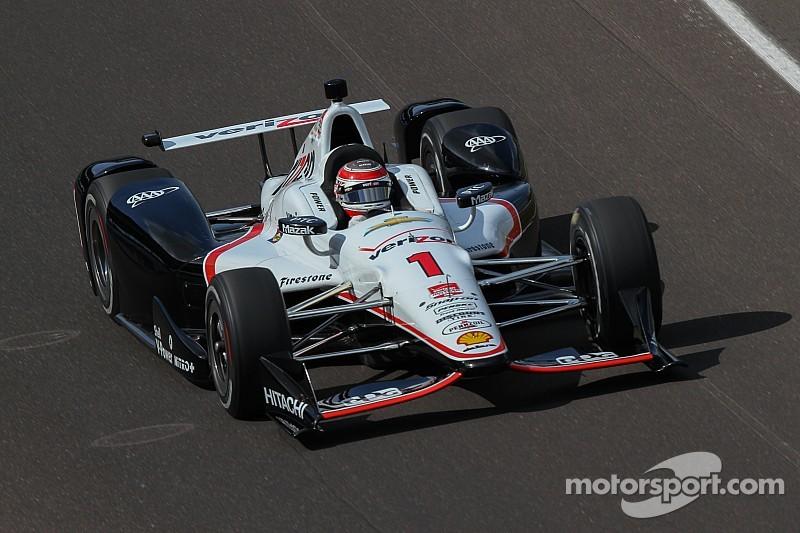 Caen las velocidades en Indy luego de los cambios a los autos