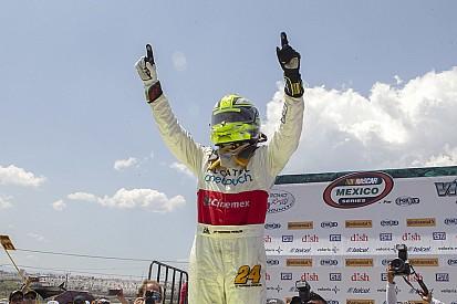 Final polémico en NASCAR México