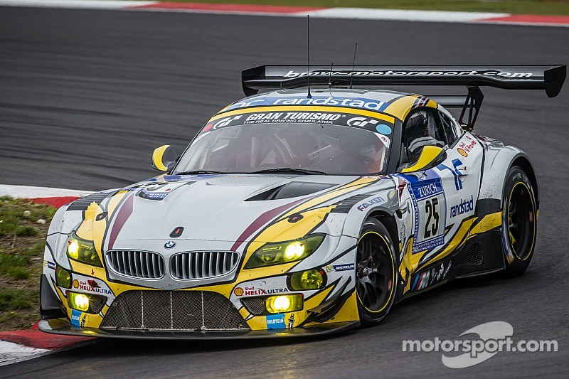 Marc VDS Score Podium in Thrilling 24 Hours of Nürburgring