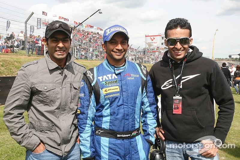 Que font les pilotes indiens en 2015 ?