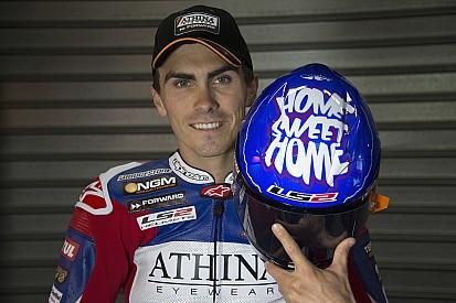 Loris Baz décroche son meilleur résultat MotoGP sur le GP de France