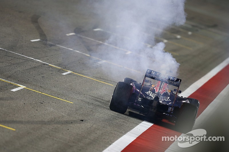 К каким штрафам должны готовиться в Red Bull и Toro Rosso