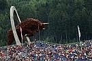 Le Grand Prix d'Autriche peine à vendre ses billets